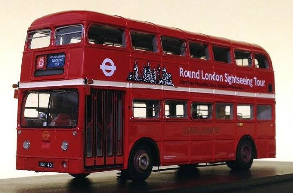 JOTUS RS76606 Resin Bus London Transport FRM Routemaster Sightseeing Tour
